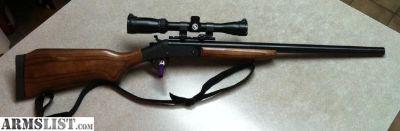 For Sale: H &R Ultra Slug gun 20ga