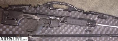 For Sale: .308 AR Built For PRS Gas Gun Competition