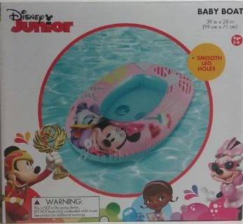 Disney Junior Minnie Mouse And Daisy Baby Boat (T=44)