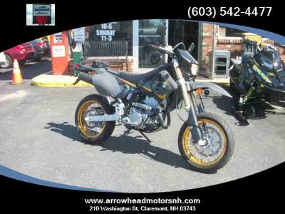 Used 2016 SUZUKI DR-Z400SM for sale