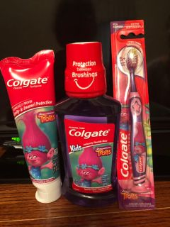 Kids Colgate Set