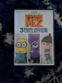 Unopened Despicable Me 2