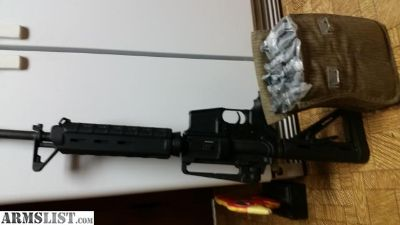 For Sale: 9mm AR15 for sale