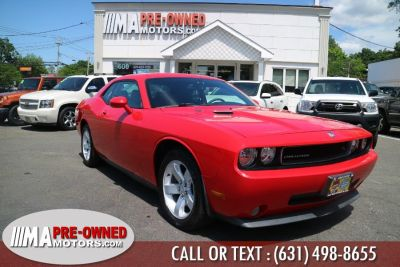 2010 Dodge Challenger R/T (Inferno Red Crystal Pearl)