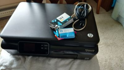 Computer HP Printer with new still in package Ink