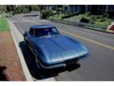 1967 Chevrolet Corvette Coupe Sting Ray