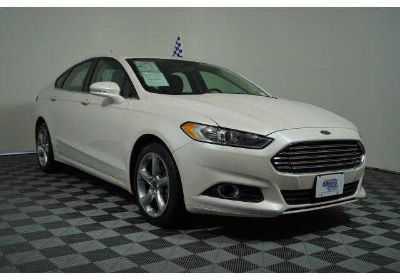 Used 2016 Ford Fusion 4dr Sdn AWD