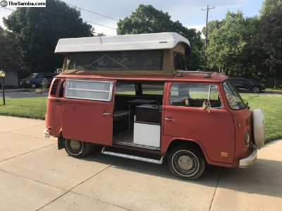 1973 Sportsmobile Camper Bus - You Gotta See This!