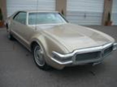 1968 Oldsmobile Toronado 455 Rocket