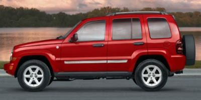 2007 Jeep Liberty Limited (Beige)