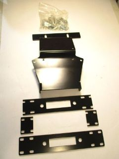 Sell WARN ATV HONDA RANCHER TRX350 WINCH MOUNTING KIT 2000-UP TRX 350 68852 kc motorcycle in Madison, Alabama, United States, for US $69.95