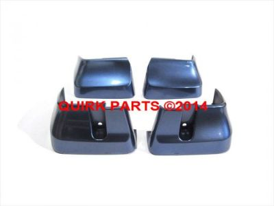 Find 2008-2011 Subaru Impreza 4-D Splash Guard Mud Flap Newport Blue Pearl OEM NEW motorcycle in Braintree, Massachusetts, United States, for US $89.95