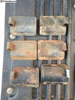 floor vent door sets