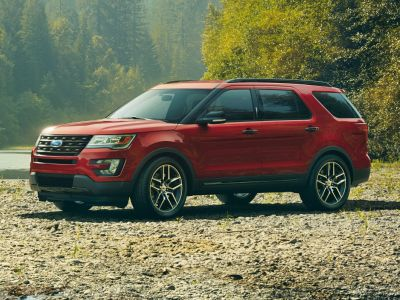 2016 Ford Explorer Limited (Ruby Red Metallic Tinted Clearcoat)