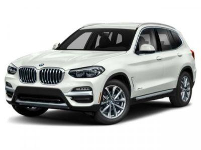 2019 BMW X3 M40i (Glacier Silver Metallic)