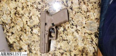 For Sale: Glock 19 gen 4 fde