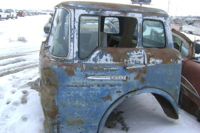 Purchase 1962 62 Ford CABOVER COE LEFT DOOR SOLID 1961 61 1963 63 motorcycle in Great Bend, Kansas, US, for US $300.00