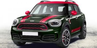2018 MINI Countryman John Cooper Works (Island Blue Metallic)