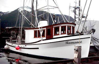 F/V Romance 42' Salmon Troller