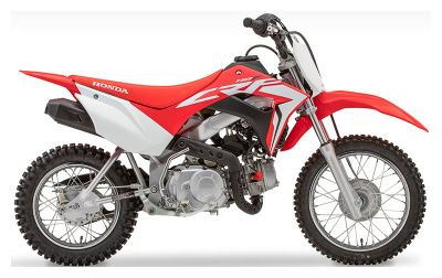 2019 Honda CRF110F Motorcycle Off Road Amherst, OH