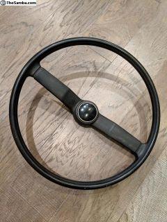Original VW Bus 1978 Steering Wheel