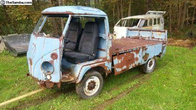 1962 Single Cab