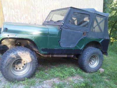 1977 Jeep DJ5
