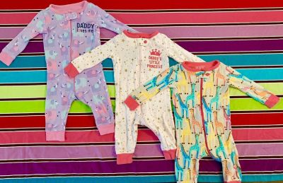 Children s Place Girl Pajamas 3-6 months