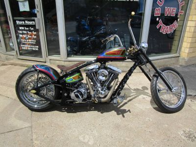 2004 Donnie Smith Custom Dakota Thunder Chopper Cruiser Motorcycles South Saint Paul, MN