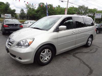 2006 Honda Odyssey EX-L (Silver Pearl Metallic)