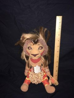 The Lion King - Collectable Doll