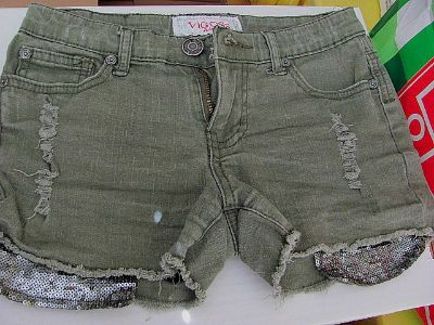 Teen Short Pants size 14