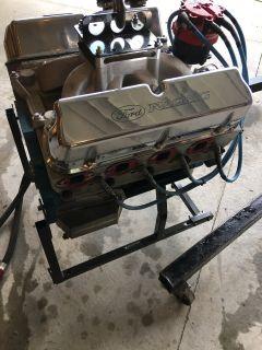 Baker Sealed Engine