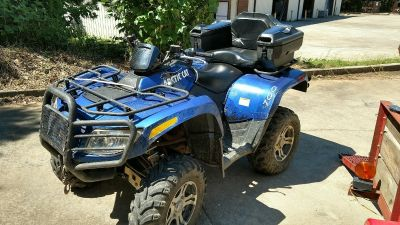 2011 Arctic Cat ALTERRA 700 XT