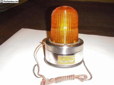 Light Rat Rod 1981 Vintage Fire/ Ambulance