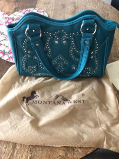 Montana West Purse -Conceal & Carry