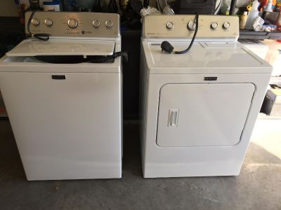 Centennial Maytag matching washer and Dryer