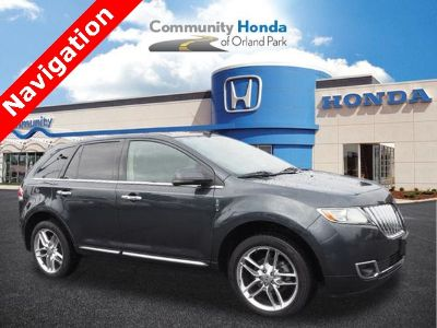 2013 Lincoln MKX Base (Smoked Quartz Metallic Tinted Clearcoat)