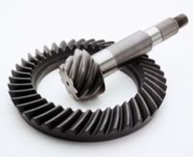 Buy RING AND PINION GEAR SET DANA 30 4.56 RATIO JEEP CJ5 CJ7 SCRAMBLER BRONCO SCOUT motorcycle in Sacramento, California, US, for US $119.95