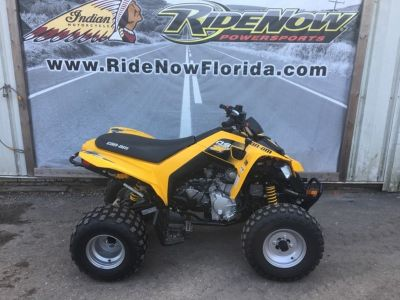 $3,999, 2018 Can-Am DS 250