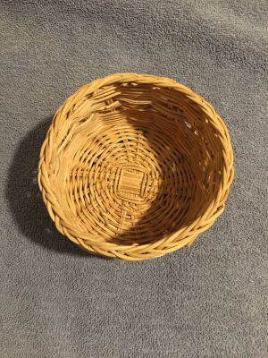 Basket-5 inches across