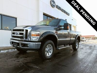2008 Ford F-350SD XLT