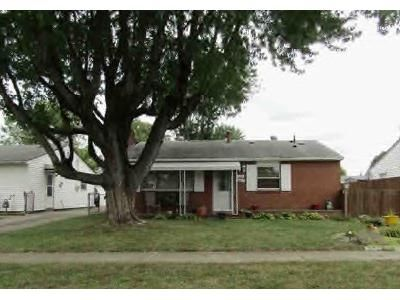 3 Bed 1 Bath Foreclosure Property in Columbus, OH 43207 - Schryver Rd