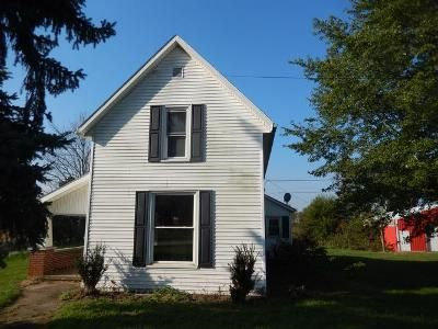 3 Bed 1 Bath Foreclosure Property in Sabina, OH 45169 - S State Route 72