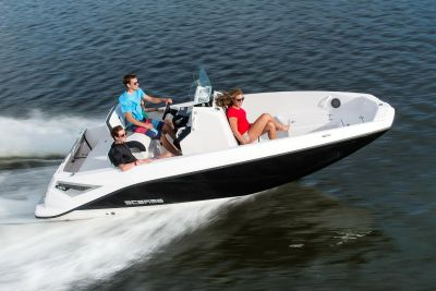 2018 Scarab 195 Open G Jet Boats Clearwater, FL