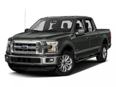2017 Ford F-150 XLT (race red)