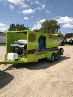 2018 Hydro-Chem Systems Bin Cleaning Trailer RTR#8073720-01