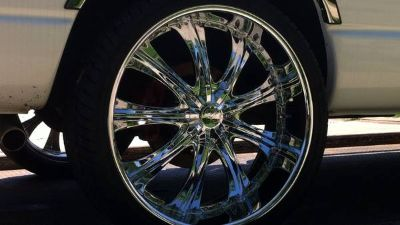 26 inch Rim and Tire