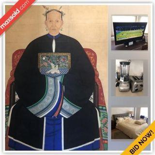 San Francisco Moving Online Auction -..