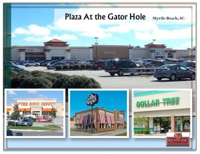 Plaza at the Gator Hole-3,000 SF-Unit 24, Retail/Office Space For Lease North Myrtle Beach, SC